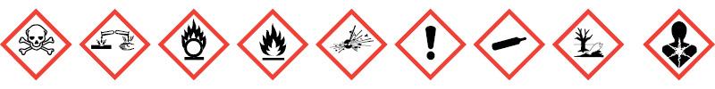 Farepiktogrammerne i CLP-forordningen