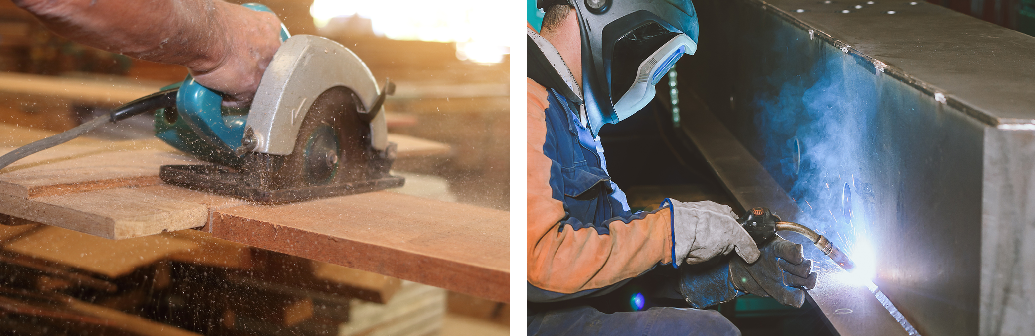 Vurder træstøv og svejserøg i din arbejdspladsvurdering