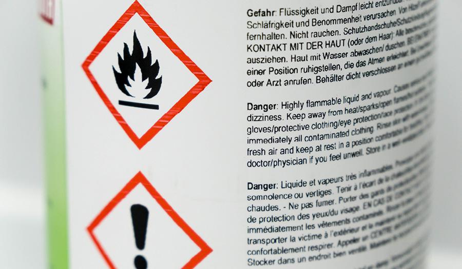 Lovgivningen om kemisk dokumentation, kemisk risikovurdering og kemisk apv