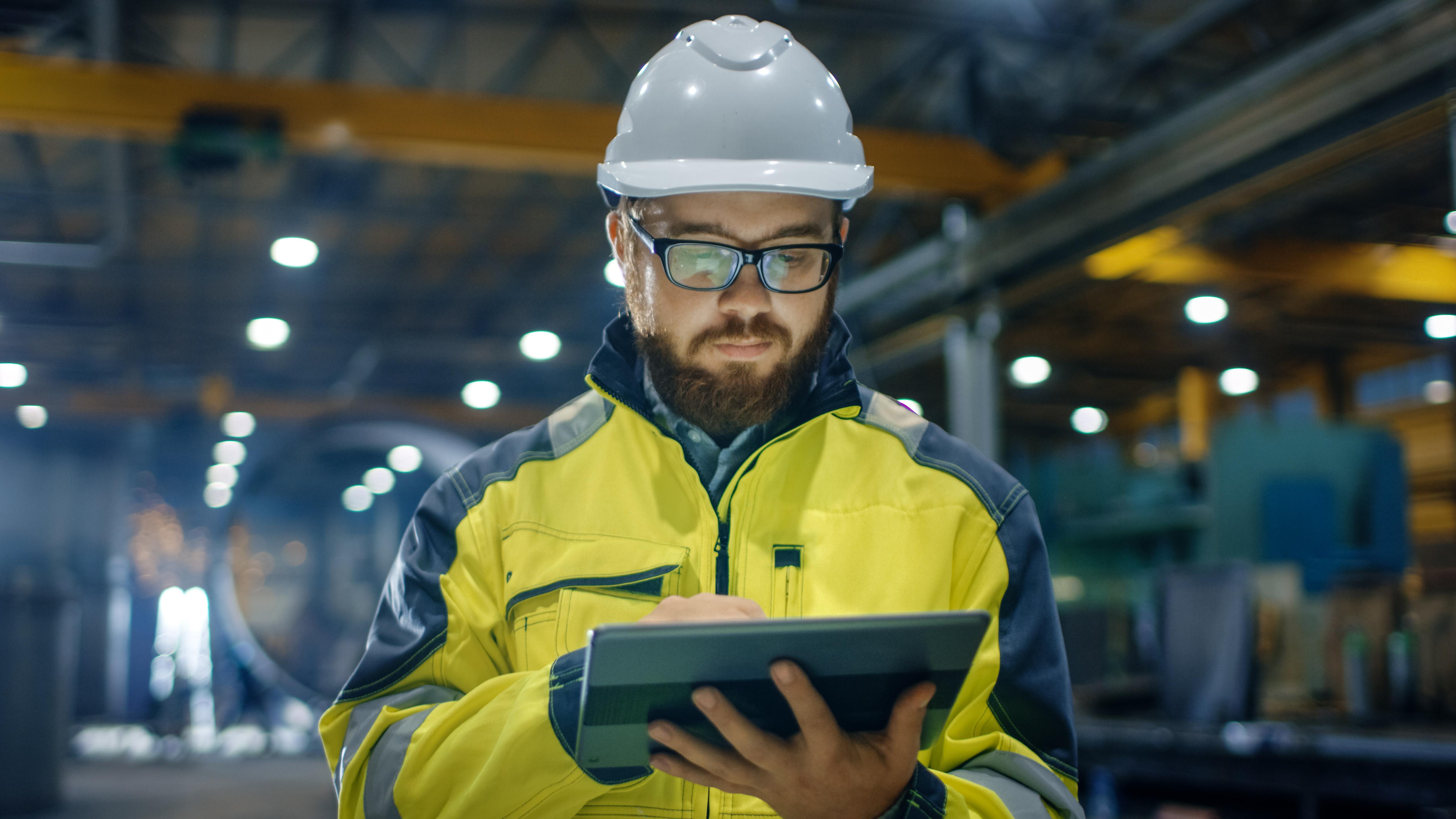 Rapportering af nærved-ulykker er vigtig for at reducere arbejdsulykker